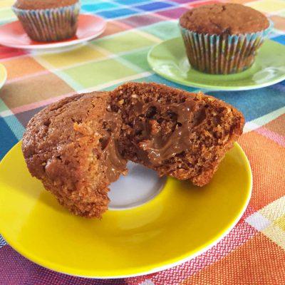 Muffin al dulce de leche Alice Dolce Vaniglia