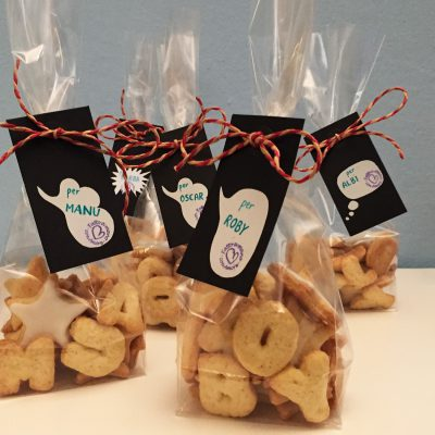 Biscotti di pasta frolla Alice Dolce Vaniglia
