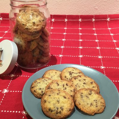 Chocolate Chip Cookies Alice Dolce Vaniglia