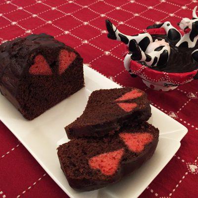 Plumcake al cioccolato e peperoncino Alice Dolce Vaniglia