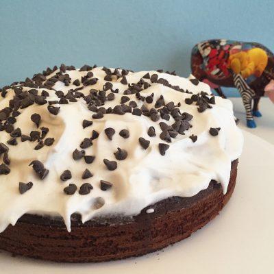 Poke cake al cioccolato Alice Dolce Vaniglia