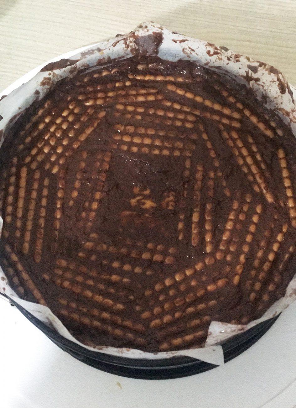Preferenza Torta di biscotti e budino - Alice Dolce Vaniglia BO77