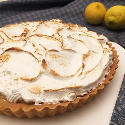Lemon meringue pie di Knam Alice Dolce Vaniglia