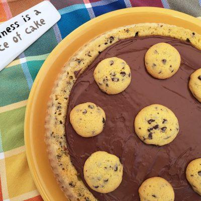 Crostata cookie Alice Dolce Vaniglia