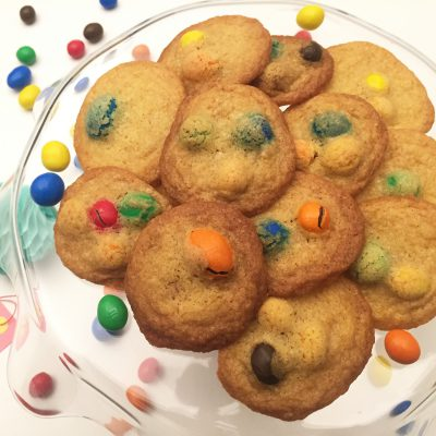 M&M's Cookies Alice Dolce Vaniglia