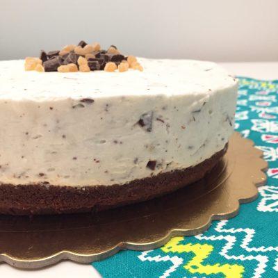 Cheesecake alla ricotta pere e cioccolato Alice Dolce Vaniglia