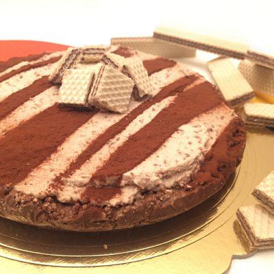 Torta wafer e panna Alice Dolce Vaniglia