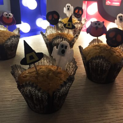Muffin alla zucca Alice Dolce Vaniglia