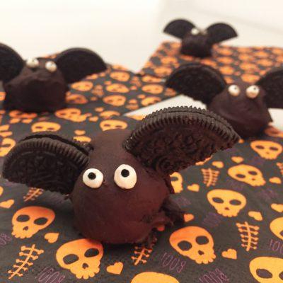 Pipistrelli di Halloween Alice Dolce Vaniglia