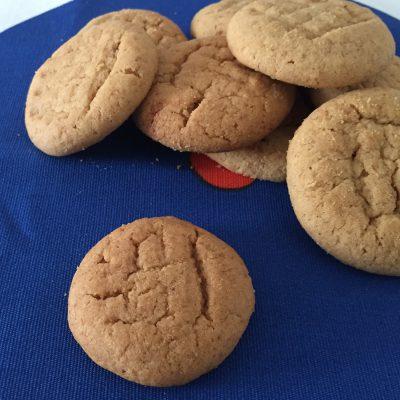 Biscotti al burro di arachidi Alice Dolce Vaniglia
